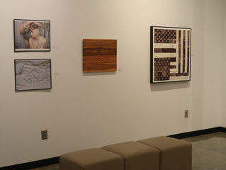 Art Department Holds 9th Annual International Juried Exhibition