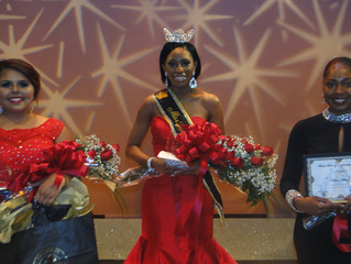 Crockwell Crowned New Miss UNCP