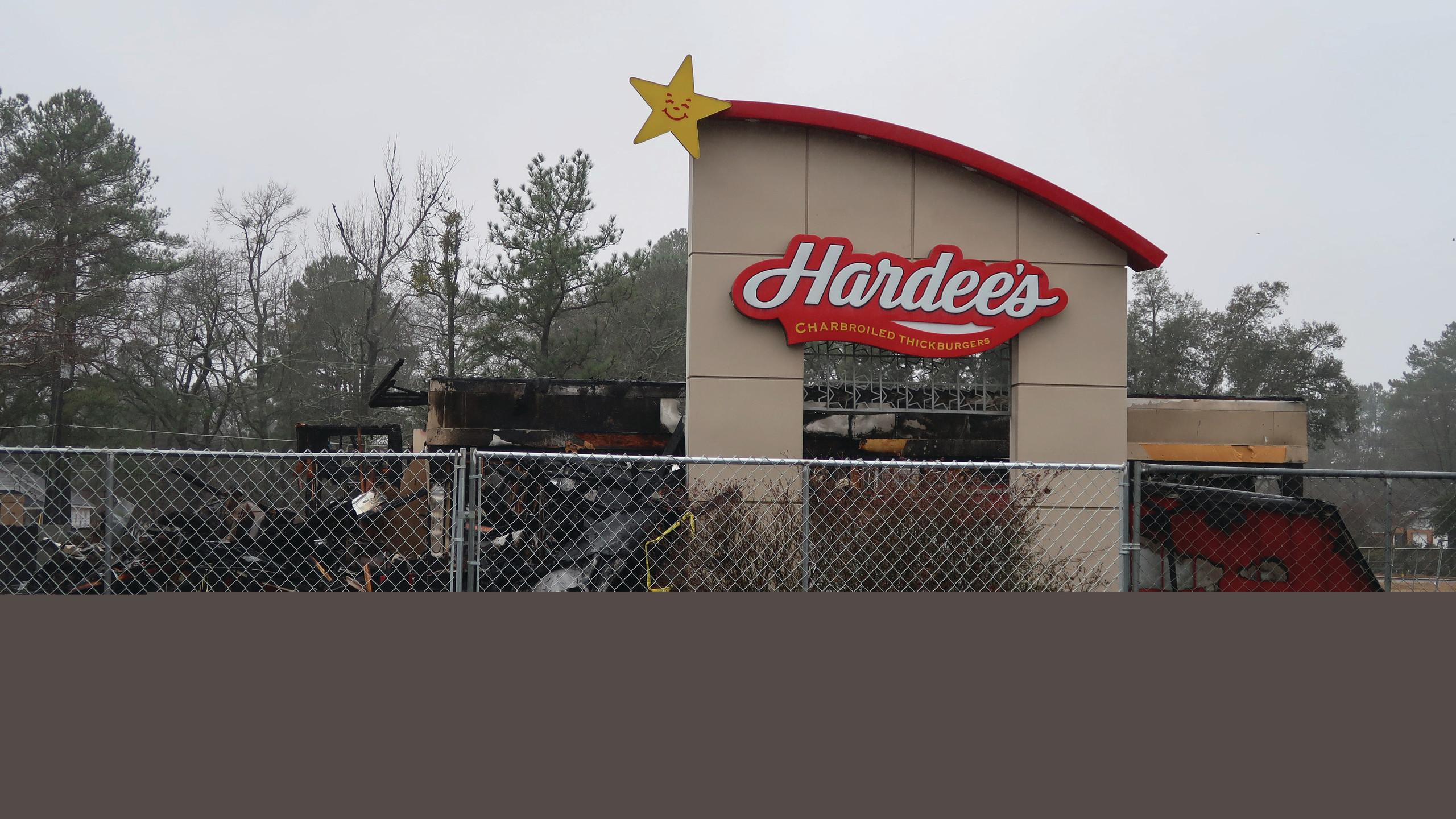 Hardee's frontview