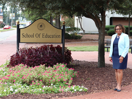 New Dean Shares Vision for School of Education