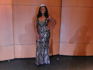 Valerie Odugba Wins Pageant at African Night