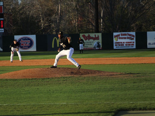 Braves Prevent Series Sweep by North Georgia on Senior Day