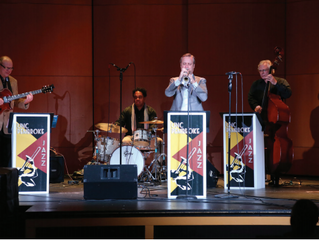 Faculty Members Bring Jazz After Hours