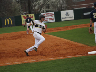 Baseball Continues to Roll in Blowout of Barton Bulldogs