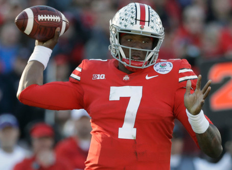 Can Dwayne Haskins Live Up to the Legacy of the Original No.7 in Washington?