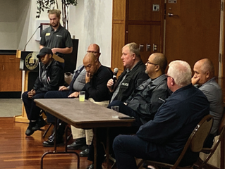 Students, Faculty Demand Better From Police at Public Safety Forum