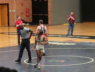 Wrestling Bounces Back in Kutztown Duals