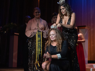Alaina Malcolm Crowned Miss UNCP 2019
