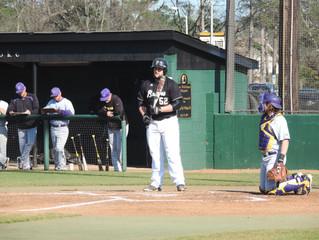 Montevallo Hands Baseball First Loss