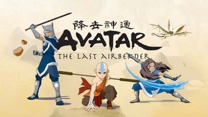'Avatar: The Last Airbender' is on Netflix