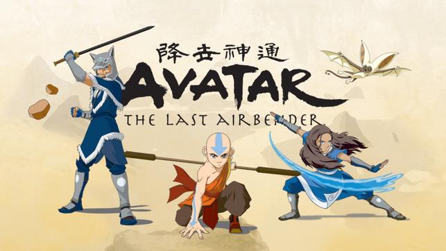 'Avatar: The Last Airbender' is on Netflix