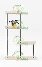 Подставка для цветов на подоконник Флора-7