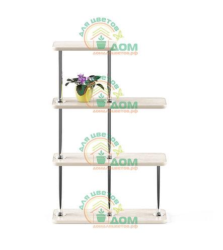 Полка для цветов на подоконник Флора-9
