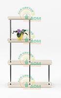 Подставка для цветов на подоконник Флора-8