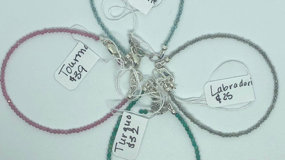 Micro-bead Bracelet--Apatitie!