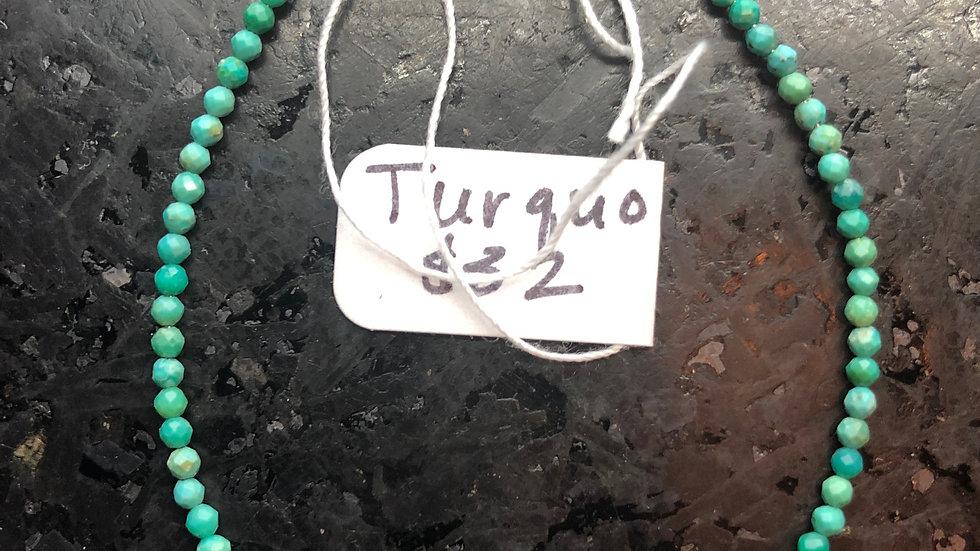 Micro-bead Bracelet--Turquoise!