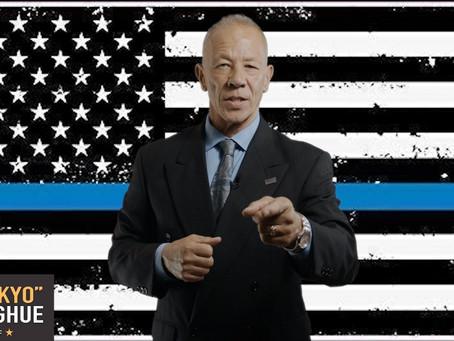 """Joe """"Tokyo"""" O'Donoghue Receives Widespread Police Endorsements"""