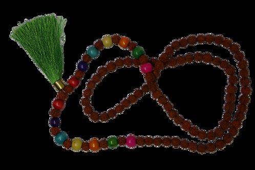 Chakra energi MALA 108 beads