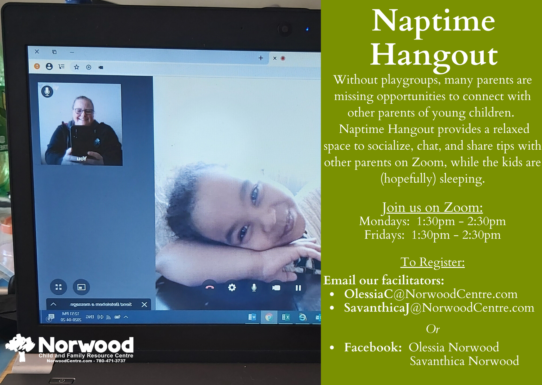 Naptime Hangout