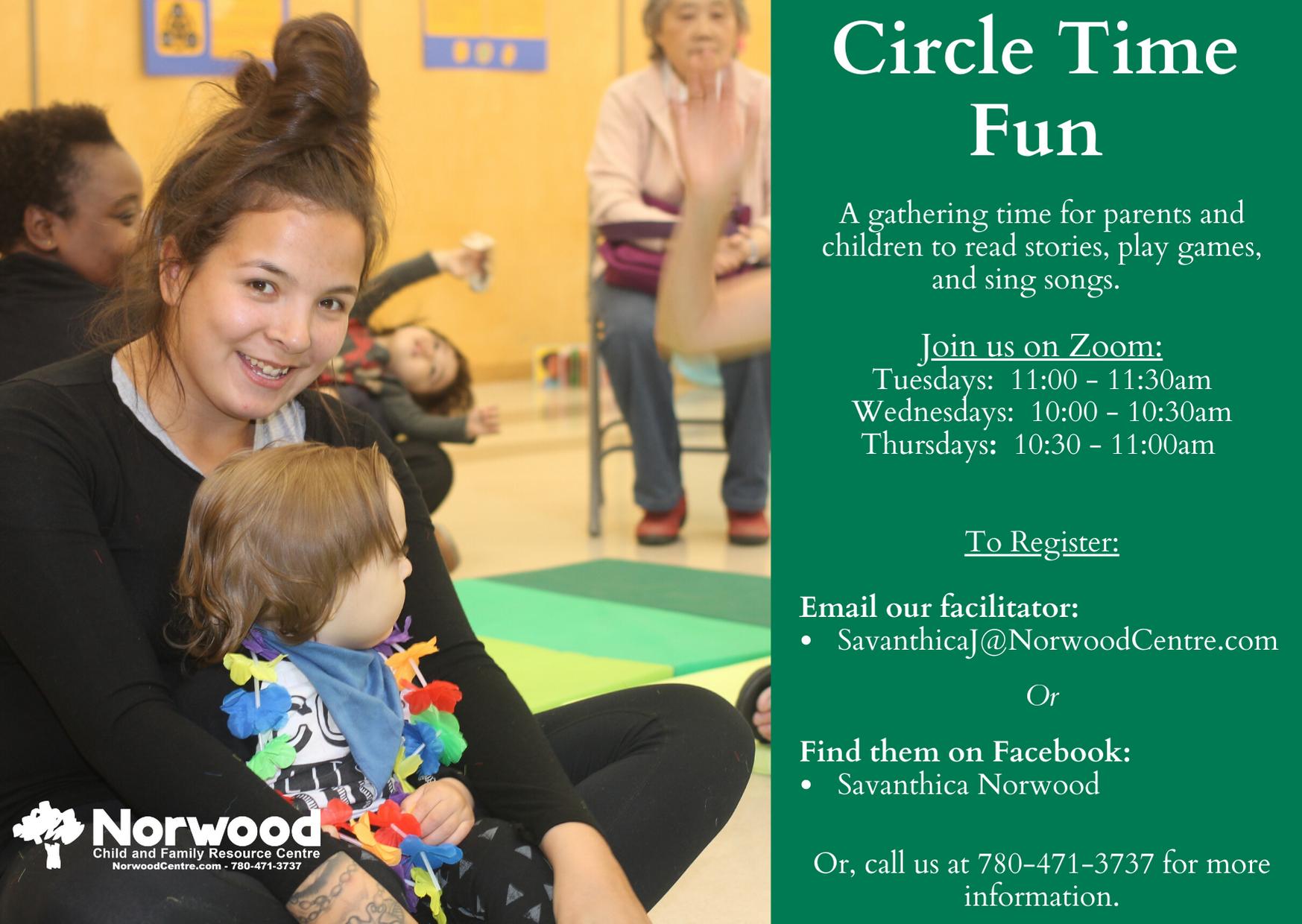 Circle Time Fun