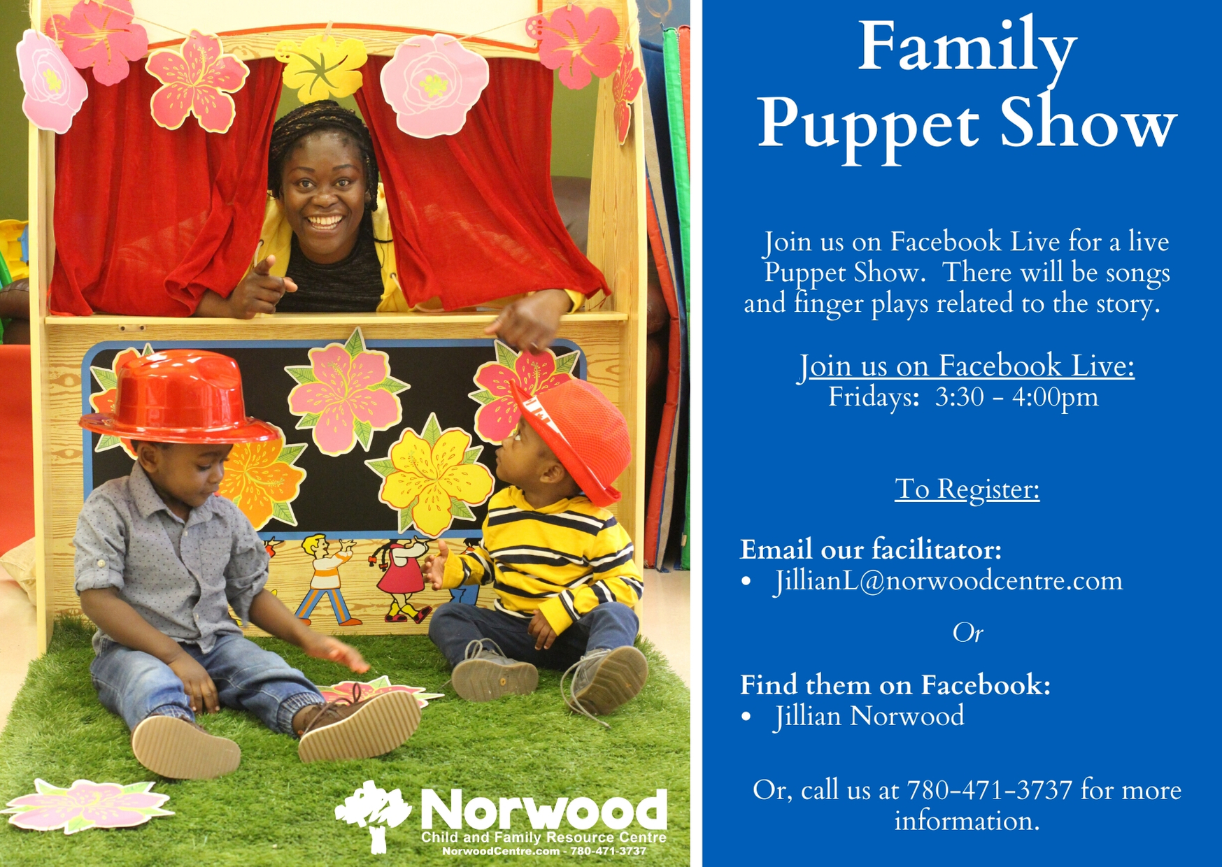 Family Puppet Show (1)
