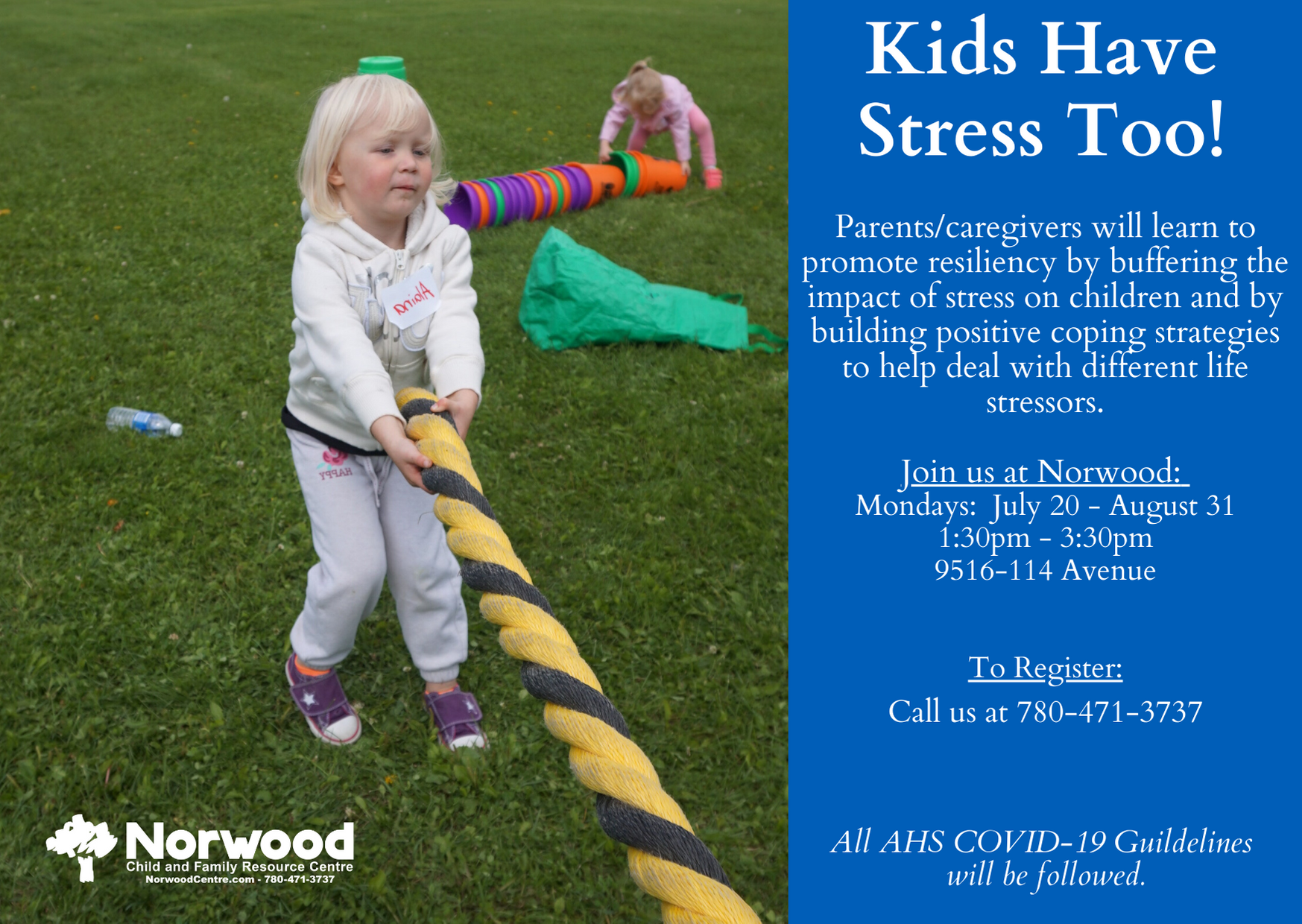 Kids Have Stress Too!