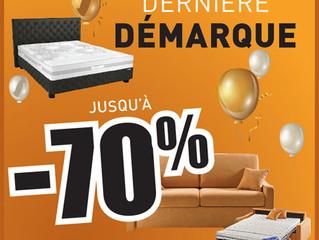 DERNIÈRE DÉMARQUE !!!