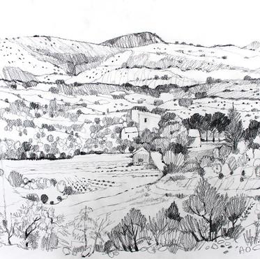 La Belle Auriole valley