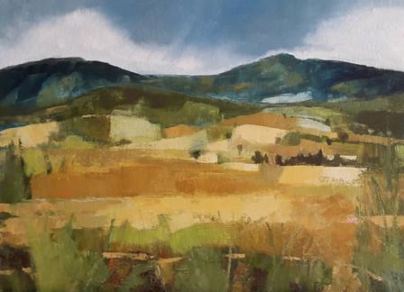 Hills near Tautavel
