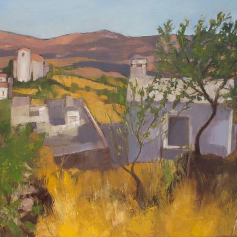 House near Yegen in La Alpajurras