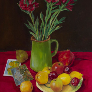 Cezanne and vase
