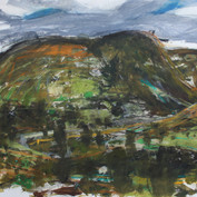 Edale valley, Derbyshire