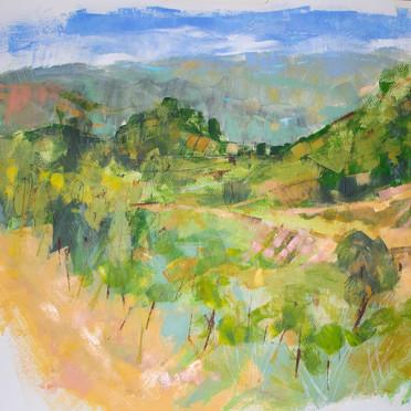 Tautavel valley