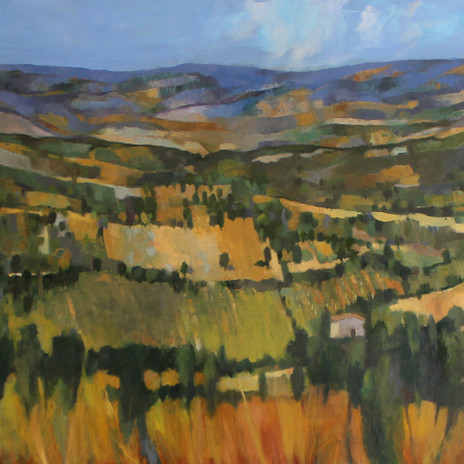 Corbiere landscape
