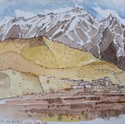 Jomsom. Nepal
