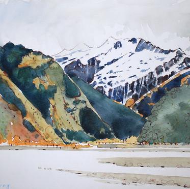 Mt. Aspiring NZ