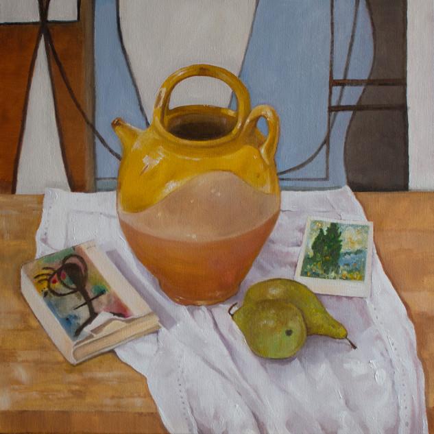 Miro and jug