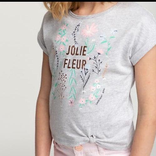 T-Shirt Gris - Carrément Beau