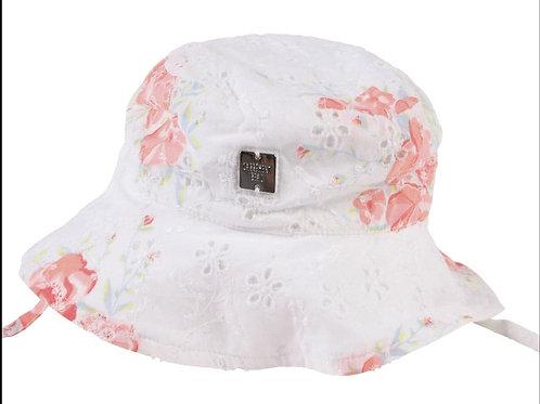 Chapeau à fleurs Carrément Beau