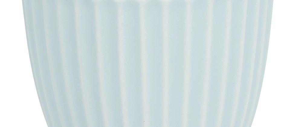 GreenGate Mini Latte Cup   Alice Pale Blue