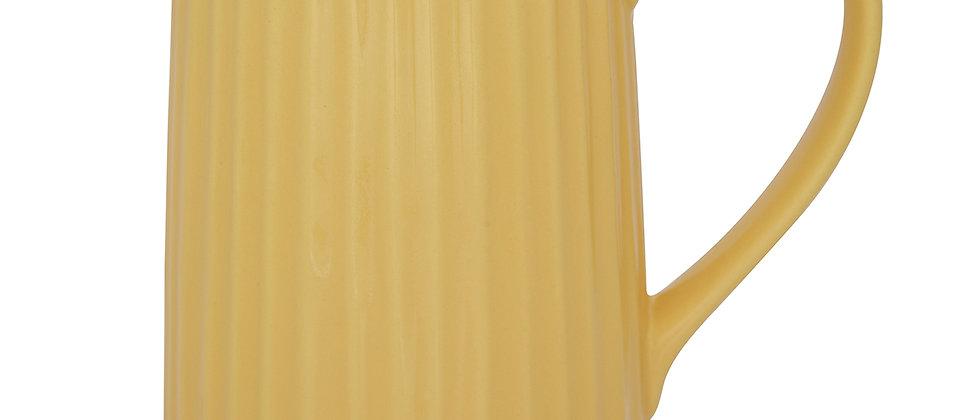 GreenGate Krug 1L   Alice Honey Mustard