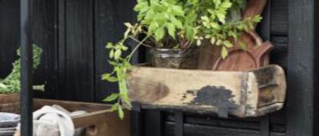 IB LAURSEN | Wandhalter für Ziegelkisten