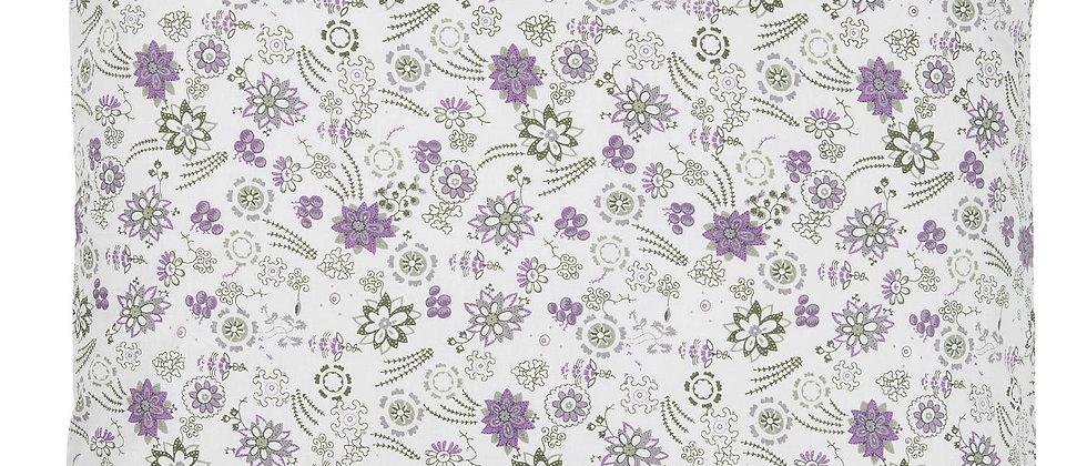 IB LAURSEN | Kissenbezug weiß mit kleinen Blumen