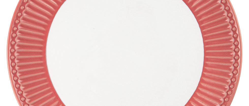 Greengate Teller 23 cm | Alice Coral