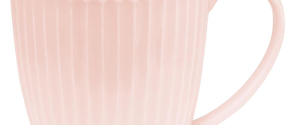 GreenGate Henkeltasse   Alice Pale Pink