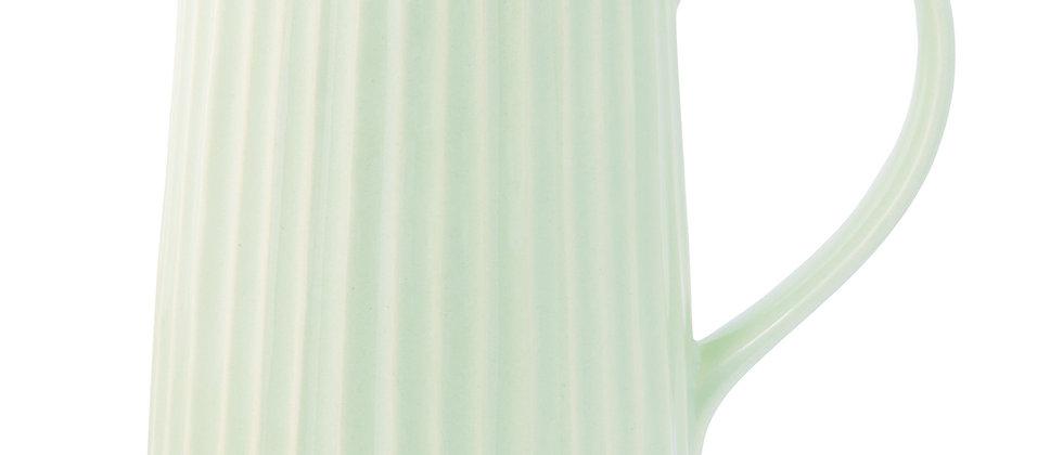GreenGate Krug 1L   Alice Pale Green