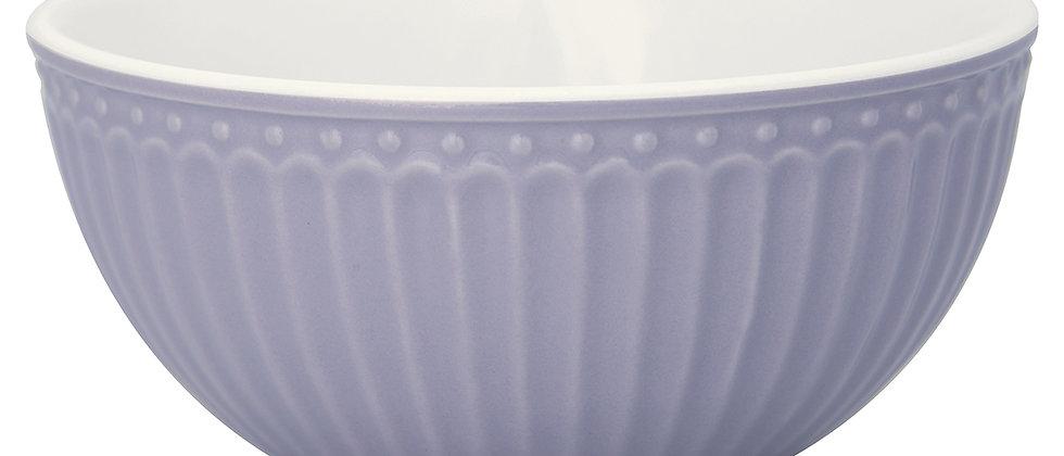 GreenGate Cereal Bowl   Alice Lavender