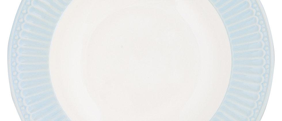 Greengate Speiseteller 26,5 cm   Alice Pale Blue