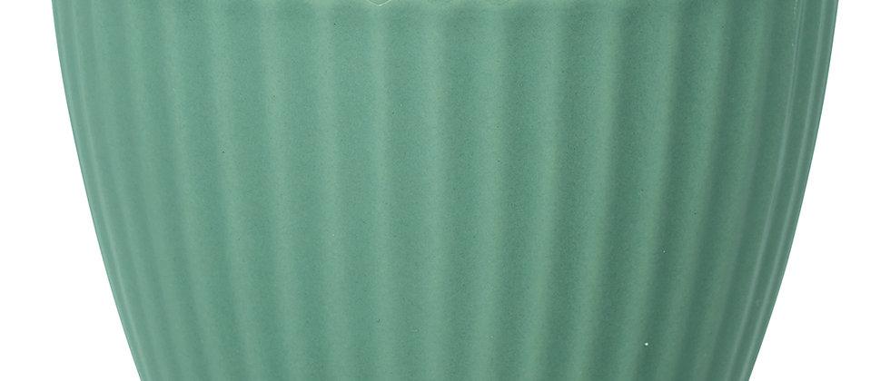 GreenGate Latte Cup | Alice dusty Green