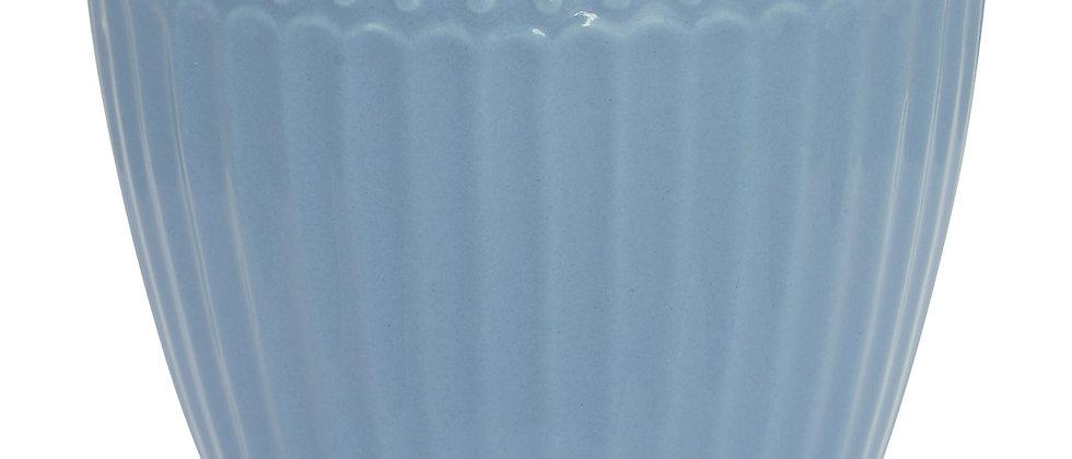 GreenGate Latte Cup   Alice Sky Blue